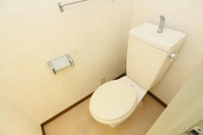 【トイレ】リバーサイド日吉