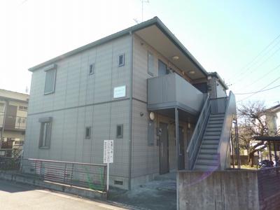 積水ハウス施工の賃貸住宅シャーメゾン♪小田急小田原線「鶴川」駅より徒歩4分!便利な立地の2階建てアパートです♪駅近のお部屋をお探しの方におすすめ♪