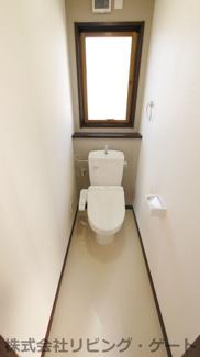 1階トイレ新品交換済み