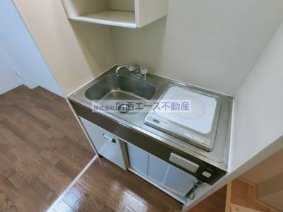 【キッチン】エアリーコート小阪