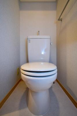 【トイレ】リバーサイドタワー