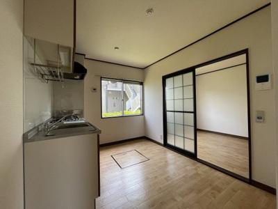 和室6帖のお部屋にある収納スペースです!収納スペースが2ヶ所あるのが便利ですよね!※参考写真※