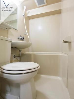 【浴室】キューティー冷泉