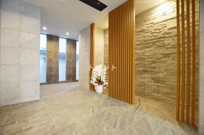 【エントランス】テレジャンデール護国寺EAST