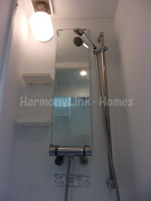 ハーモニーテラス滝野川のコンパクトで使いやすいシャワールームです