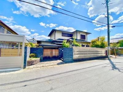 岩倉幡枝町 中古戸建 風情あるお庭の家