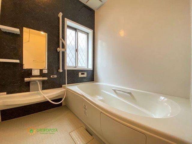 【浴室】久喜市西大輪4丁目 中古一戸建て