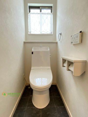 【トイレ】久喜市西大輪4丁目 中古一戸建て
