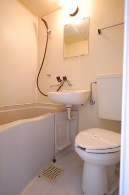 【浴室】ワイエムハイツ