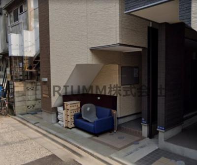 【エントランス】レジデンスアジュール(Residence Azur)