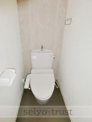 【トイレ】セントヒルズ銀山町
