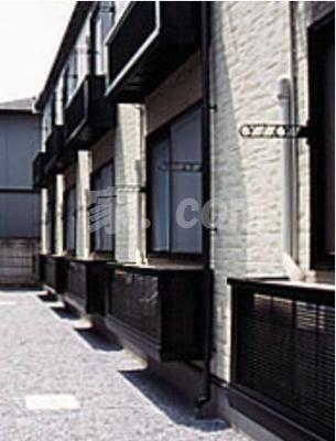 【バルコニー】レオパレスオリーブハウスⅡ(25517-204)