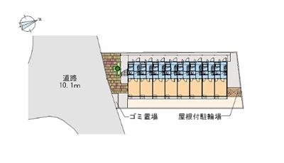 【その他共用部分】レオパレスサンシャイン貫井北(44517-108)