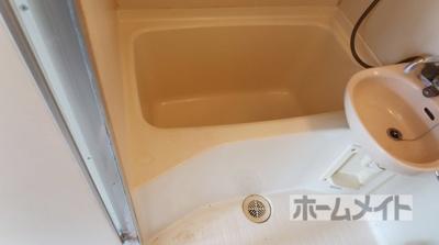 【浴室】ハイツエレガンス