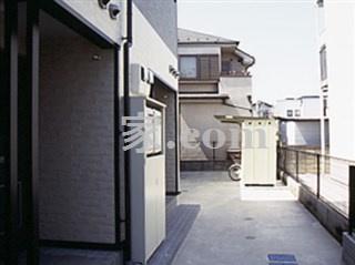 【外観】レオパレスブルーメ(31013-203)