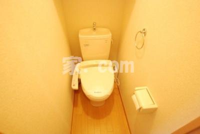 【トイレ】レオパレスウッドタウン(40748-305)