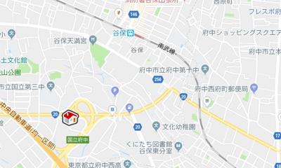 【地図】レオパレスウッドタウン(40748-305)