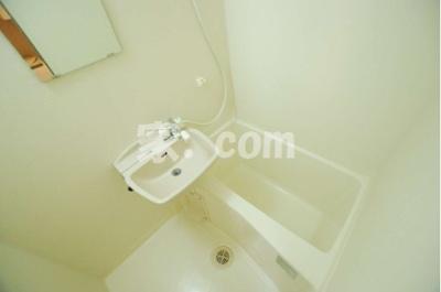 【浴室】レオパレスウッドタウン(40748-103)