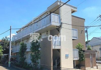 【外観】レオパレスウッドタウン(40748-103)