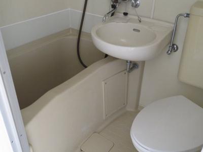 【浴室】サンハイム霞ヶ関