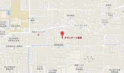 【周辺】グランデージ高岡