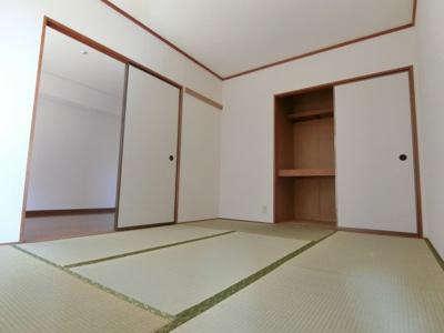 同じ間取りの違う部屋の写真です