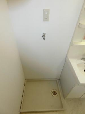 同じ建物の違う間取り部屋の写真です。