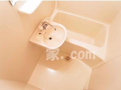 【浴室】レオパレスリバーK(33128-202)