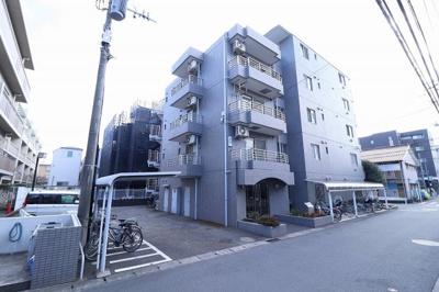 【外観】JR南武線「武蔵新城」駅 コートハウス溝の口