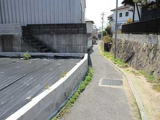 【前面道路含む現地写真】広島市東区山根町字大内越