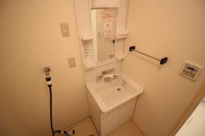 室内洗濯機置場&シャンプードレッサー