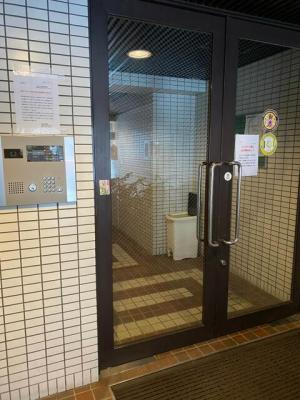 【エントランス】エスポワール祇園