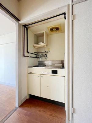 【キッチン】エスポワール祇園