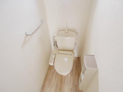 【トイレ】スプリングポートA棟