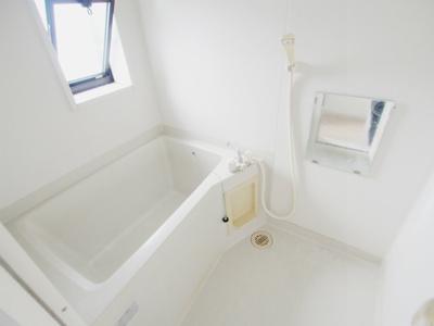 【浴室】スプリングポートA棟