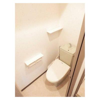 K-16のトイレ