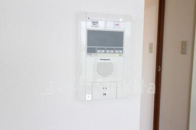 【セキュリティ】クローバーメゾン東桃山台