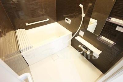 【浴室】クローバーメゾン東桃山台