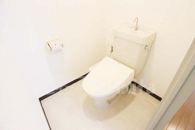 【トイレ】クローバーメゾン東桃山台