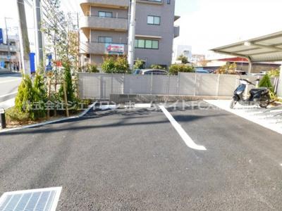 【駐車場】ラフィール鎌倉