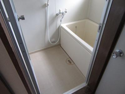 【浴室】ドエル石原B棟