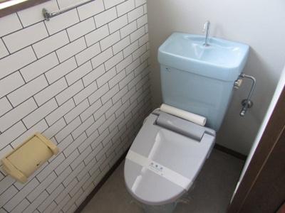 【トイレ】ドエル石原B棟