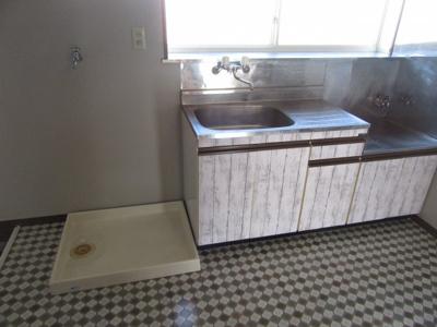 【キッチン】ドエル石原B棟