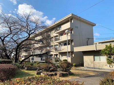 【外観】堺新金岡団地1号棟(新金岡小学校)