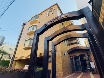 安心のマンションブランド「ダイアパレス」重厚な造りは街並みに溶け込み、居心地の良い住まいを提供