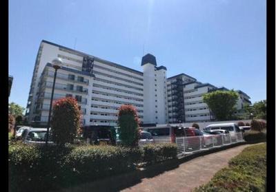 東武伊勢崎線「西新井」駅と「大師前」駅、2駅が徒歩圏内で利用できる立地。