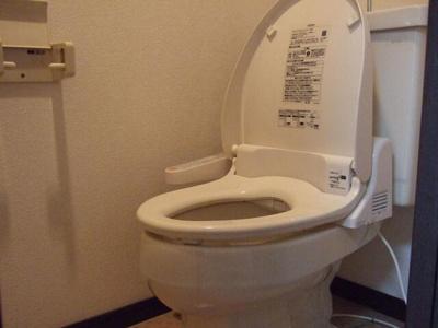 【トイレ】ライオンズマンション博多中央
