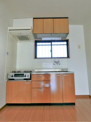 【キッチン】レクセルガーデン