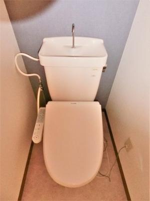 【トイレ】レクセルガーデン