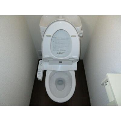 【トイレ】百人町戸建